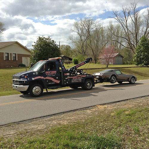 You can trust Joey's Towing in Montgomery & Wetumpka to handle all your towing, lockout, and roadside assistance needs.